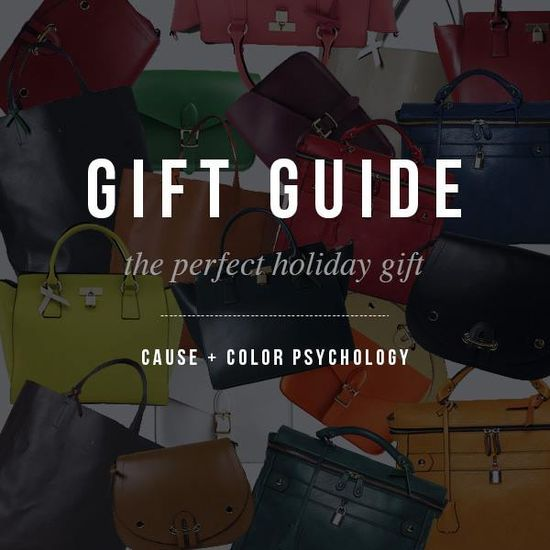 A&R GIFT GUIDE.  Still don't know what to get for Christmas? Our gift guide can help you find awesome handbags to give.