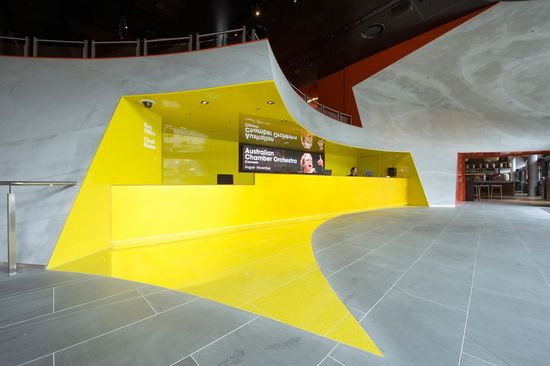 Hamer Hall / ARM Architecture
