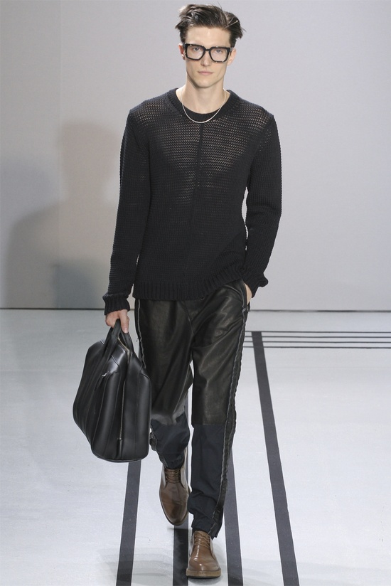 """3.1 Phillip Lim menswear Spring Summer 2013 collection"""