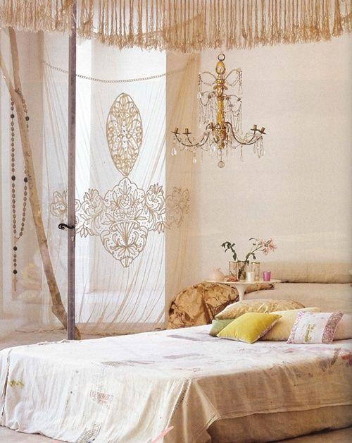 very romantic bedroom