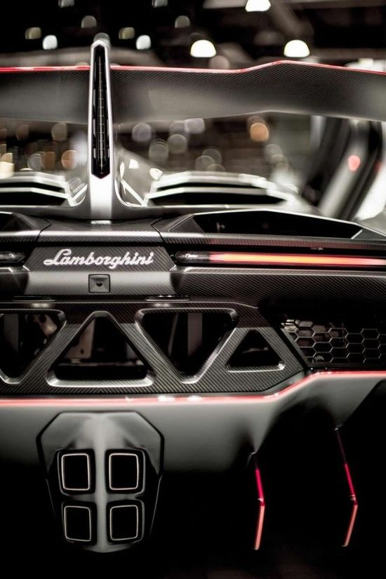 Unleash the Beast - Lamborghini Veneno