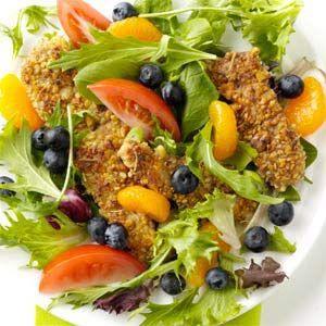 Summer Turkey Salads Recipe