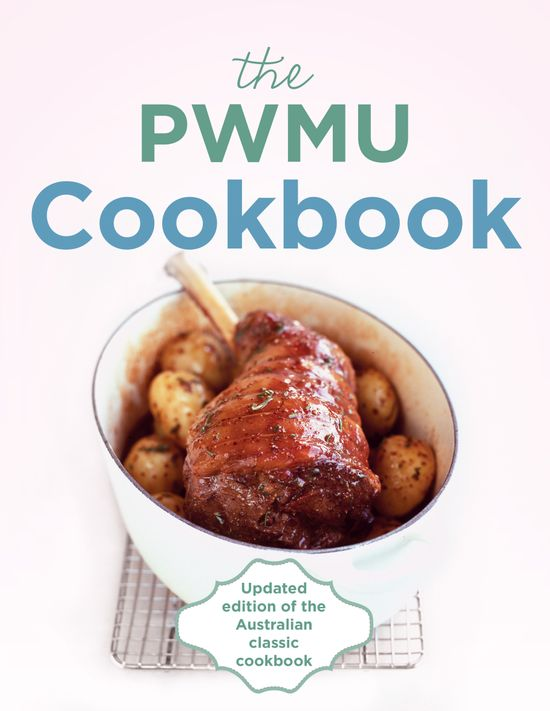 The PWMU Cookbook #PWMU #book #cookbook #recipe #cooking
