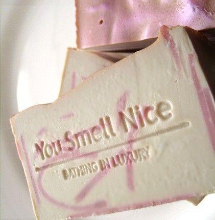 Pink Sugar Berry Handmade Soap.  soap $5.75