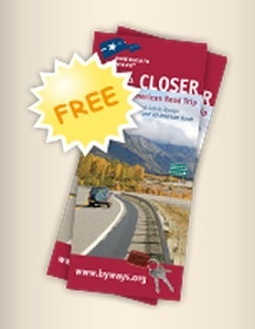 Free America\'s Byways Map
