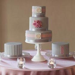 Pink and Grey Wedding Ideas