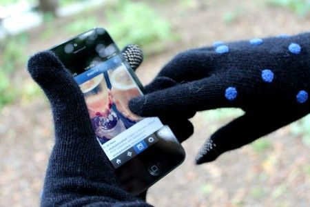 gloves you can use with your smart phone