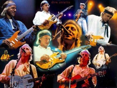 Dire Straits desktop wallpaper