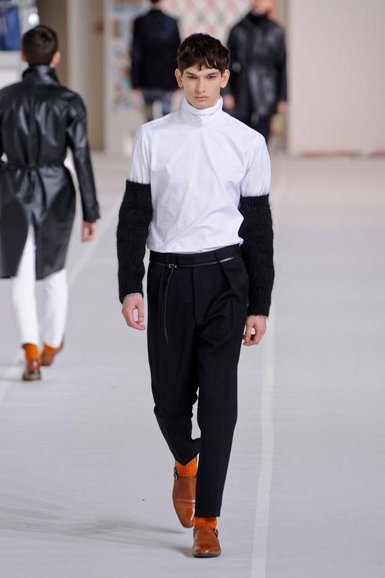 DRIES VAN NOTEN AUTUMN WINTER 2012 2013  #fashion #menswear