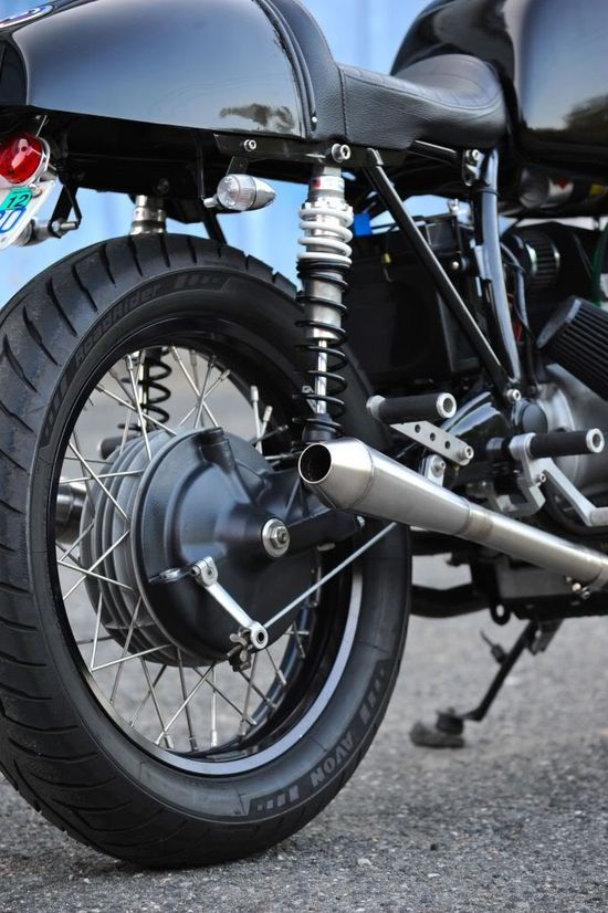 BMW Cafe Racers - post a pic? - Page 60 - ADVrider