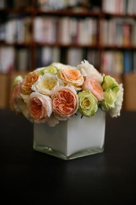 Pave Style Floral Arrangement