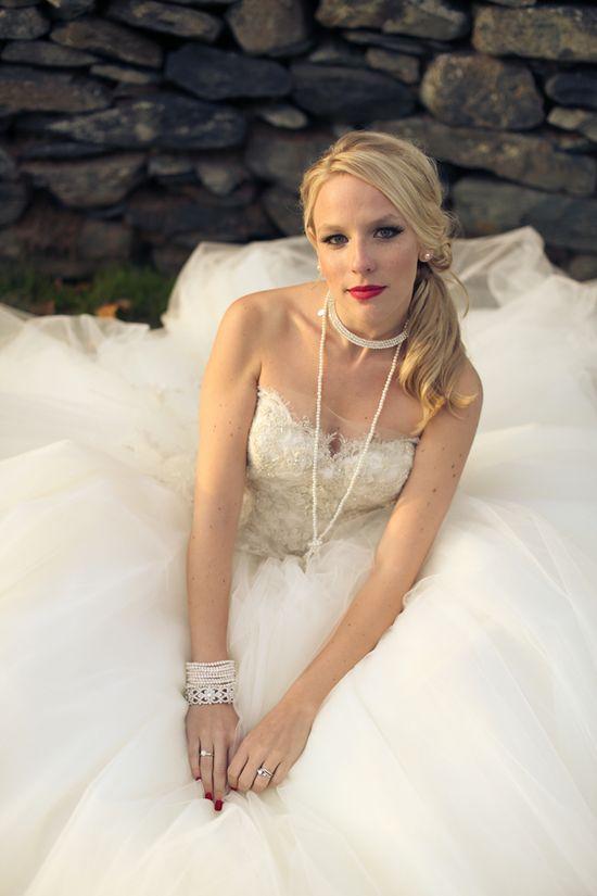 Whimsical Wedding Formals  |  zenobia studios