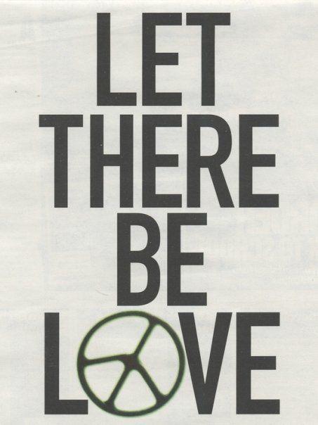 Hippie Love ?