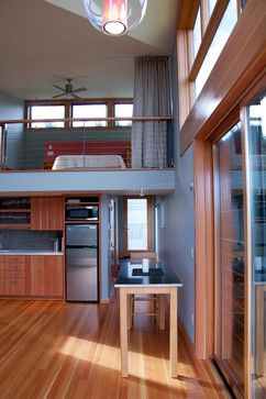 Studio Apartment Design Ideas, Pictures, Remodel, and Decor - page 29