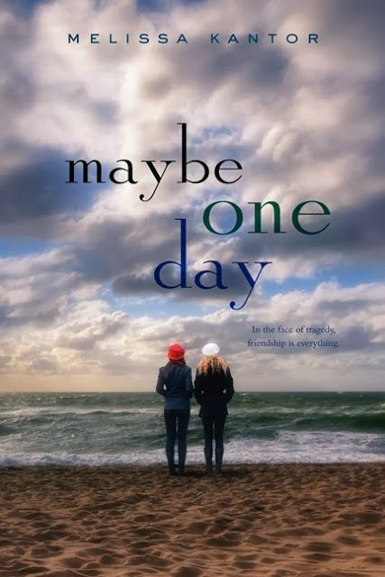 Breathtaking Book Cover: Maybe One Day (2)