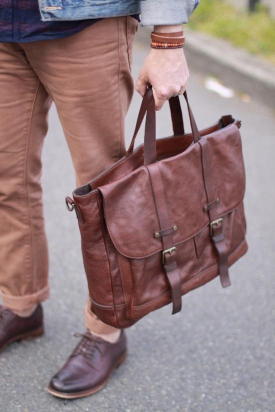 Perfect bag. #Menswear #Trends #FASHION