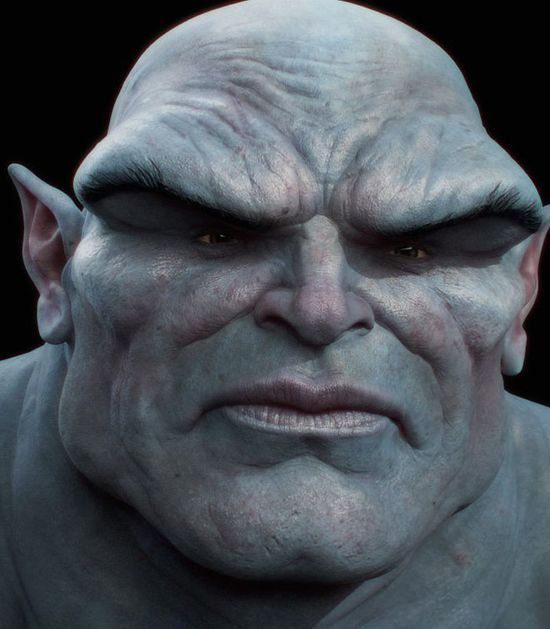 30 Creative ZBrush Models and 3D Sculpture Designs for your inspiration. Follow us www.pinterest.com...