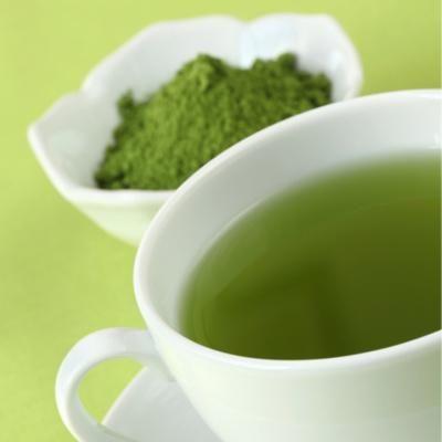 Creative Alternative to Coffee: Green Tea