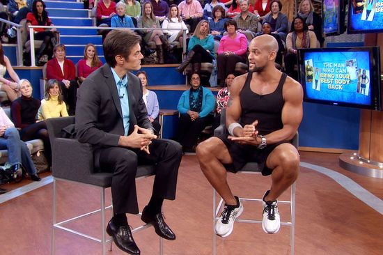 Miracle Plan for Your Best Body with fitness guru Shaun T.