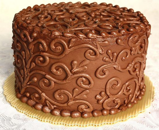 Mousse cakes collections : Chocolate Truffle Cake