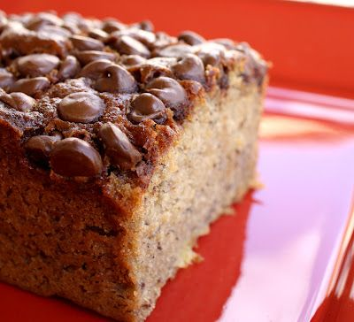 Not Your Ordinary Banana Bread for National Banana Bread Day -