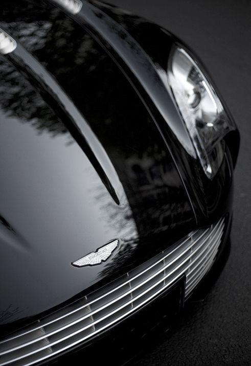 Aston Martin - Luxury Sports Car