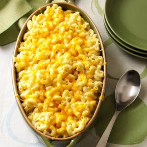 Over-the-Top Mac 'n' Cheese Recipe from Taste of Home