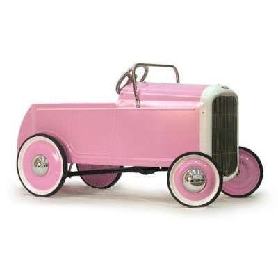 Retro Baby Pedal Car