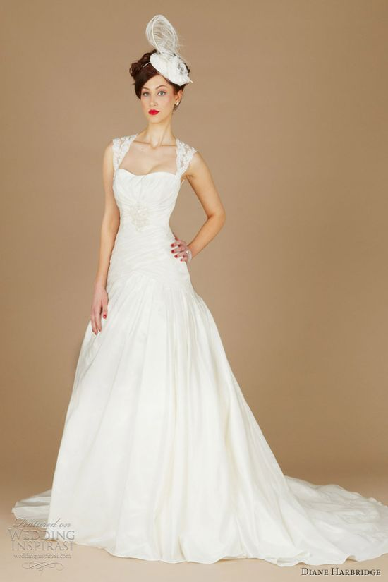 Diane Harbridge Bridal 2012 Wedding Dresses