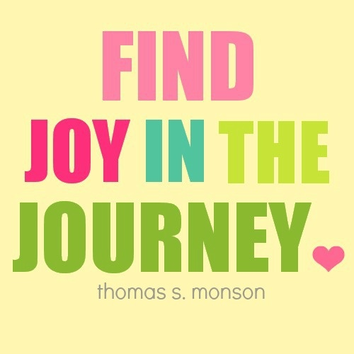 Another Cute... Printable Quote #LDS #Joy #ThomasSMonson
