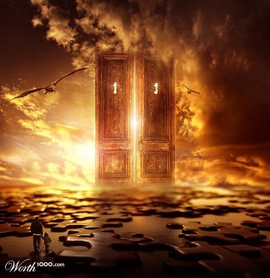 magical door
