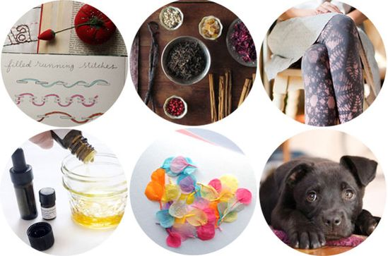 This collection of 12 of the best DIY tutorials from 2012 will kick your creativity into high gear for the new year.