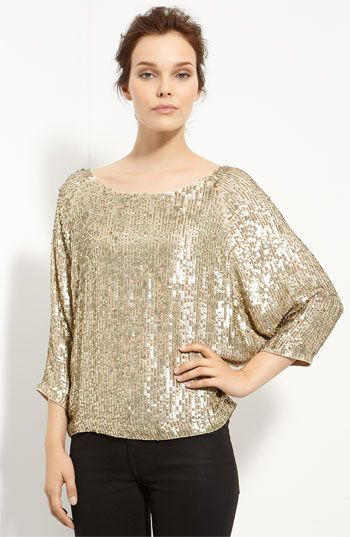 love these sequins