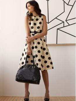Polka Dots for Work