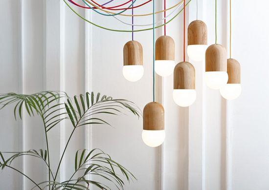 LightBean lamp by Katerina Kopytina LightBean lamp by Katerina Kopytina