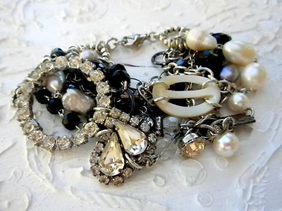 bracelet by Jamie Skolnik