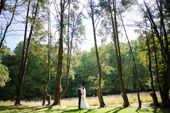 Woodend Sanctuary wedding photography