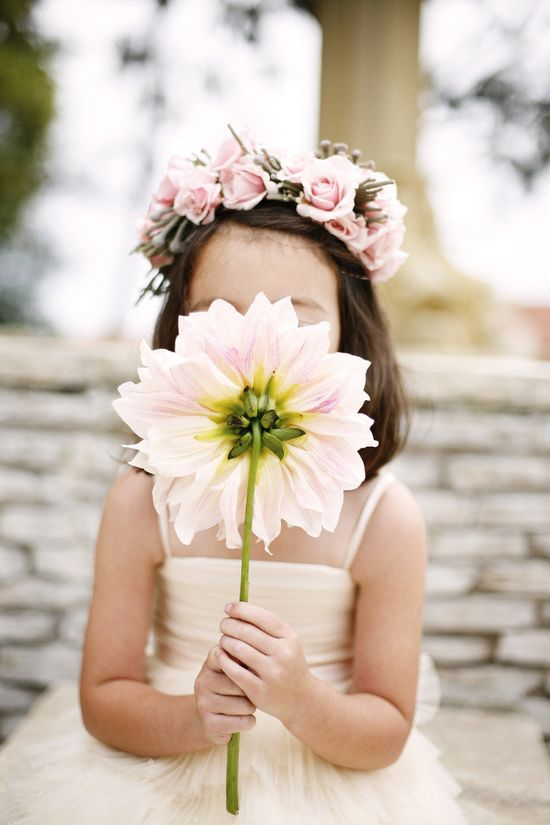 Flower Girl Fashion from Kirstie Kelly