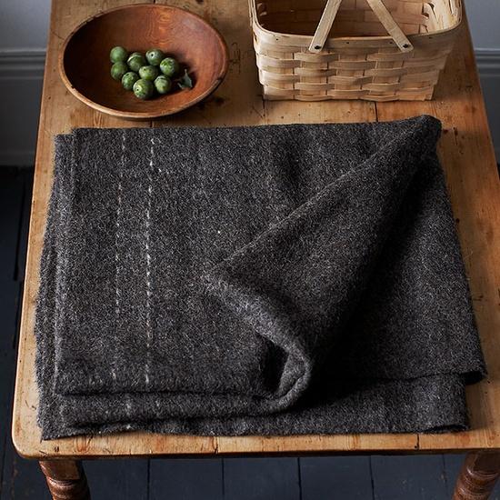 khadi & co wool blanket