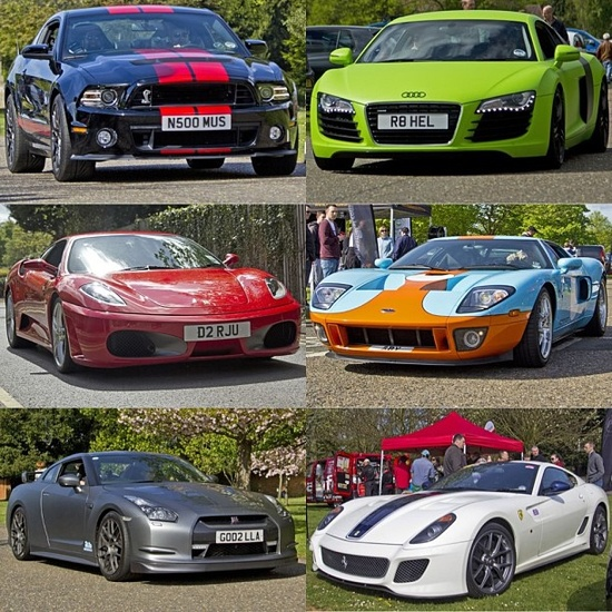 The Avengers Assemble?? #Supercars!