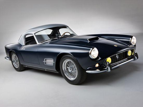 1958 Ferrari 250 GT California Spyder.