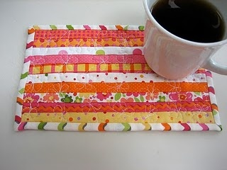 Just a mug rug