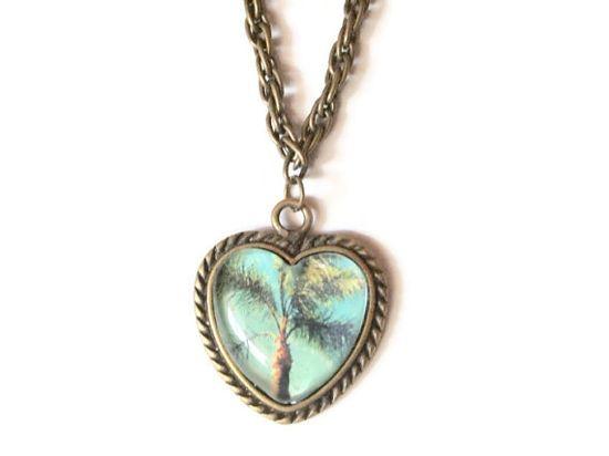 Handmade Charm Necklace by WayfarerPrints, $16.75