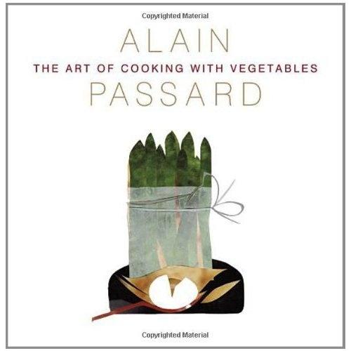 """Boek """"The Art of Cooking with Vegetables"""" door Alain Passard ***"""