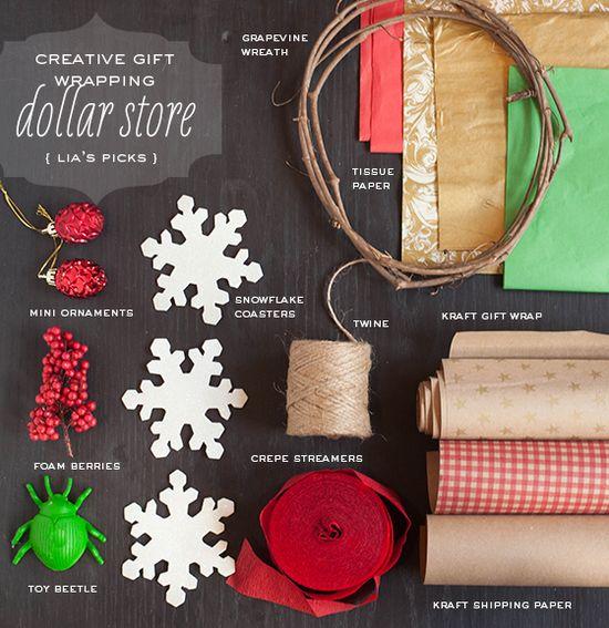 Creative Gift Wrap Ideas for Christmas