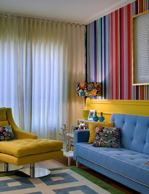 color in a modern theme