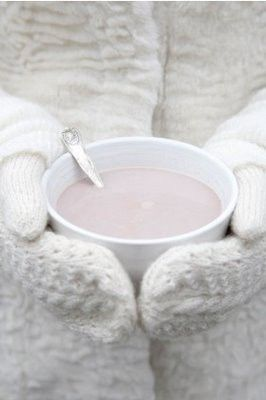 cozy cup of tea