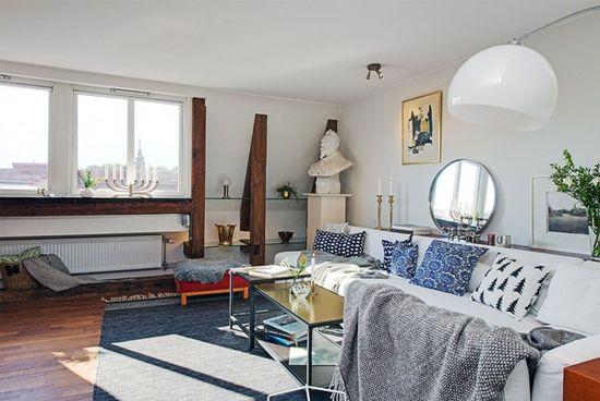 Modern Apartment Design Wallpaper