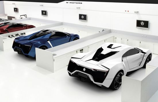 LykanHypersport 2013, the Arab world's first high performance luxury sports car is all set to be introduced at the Qatar Motor Show, opening on the 29th January. Priced at $3.4 million, only seven units of the car will be produced making it the most exclusive sports car in the world.
