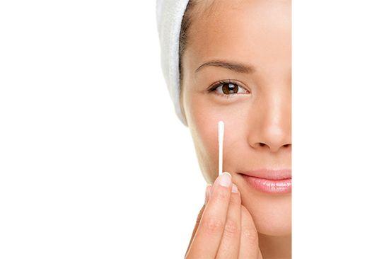 DIY eye makeup remover recipe